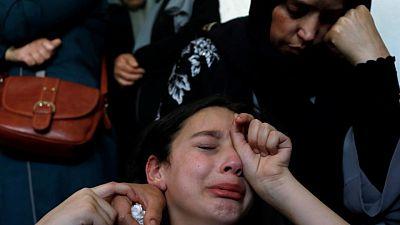الفلسطينيون يشيعون جثمان فتى قتل برصاص الجيش الإسرائيلي في الضفة الغربية