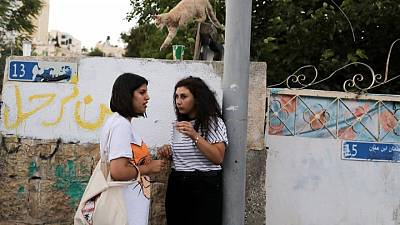 الحواجز الأمنية تقلب حياة أسرة فلسطينية رأسا على عقب في حي الشيخ جراح