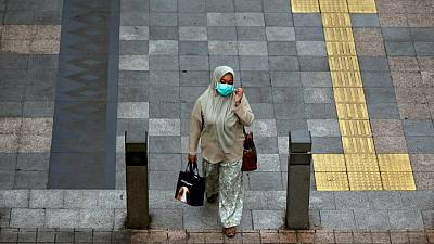 إندونيسيا تسجل 12624 إصابة جديدة بكورونا في أكبر حصيلة منذ يناير