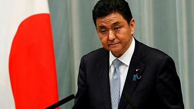 Japan says China's military strategy unclear, of serious concern