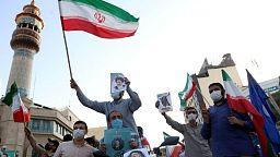 Juez de línea dura Raisi lidera las elecciones presidenciales iraníes, dice funcionario
