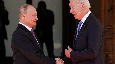 تحليل-بايدن يهون من شأن روسيا ويستحث الحلفاء لتضييق الخناق على بوتين