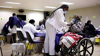 COVID-19 cases surge in Africa, less than 0.8% of fully vaccinated, say officials