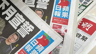 Analysis: Inside Hong Kong's Apple Daily, China's besieged liberal media icon