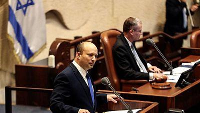 New Israeli PM Bennett speaks to German counterpart Merkel