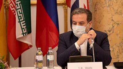 Iranian deputy foreign minister says Vienna talks must await Iran's new administration