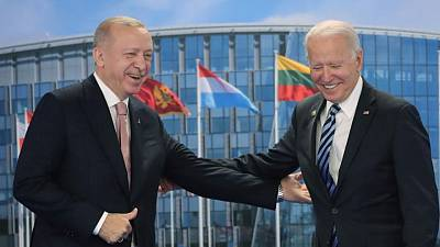 U.S. says Biden, Erdogan agreed on Afghanistan but S-400 issue is unresolved
