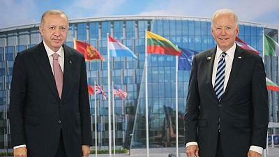 أمريكا: اتفاق بايدن وأردوغان بشأن أفغانستان والخلاف بخصوص إس-400 مستمر