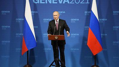 بوتين يغدق الثناء على بايدن بعد القمة ويقول الإعلام رسم له صورة خاطئة