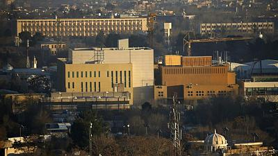 U.S. requires embassy staff in Afghanistan to telework amid COVID-19 outbreak