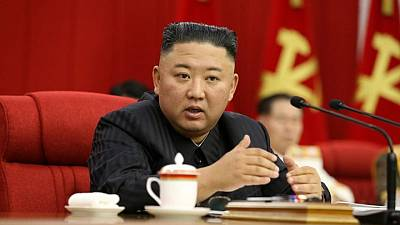 N.Korea's Kim says country should prepare for 'both dialogue and confrontation' with U.S. -KCNA