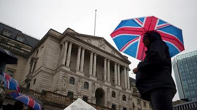 Bank of England to look through temporary inflation rise: Reuters poll