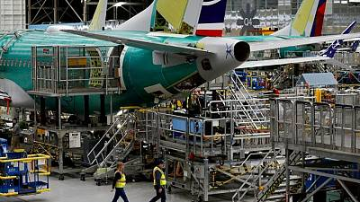 Largest Boeing 737 MAX model set for maiden flight - source