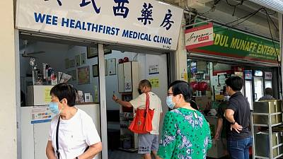 Singapore sees first day rush for Sinovac vaccine