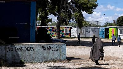 Feeling abandoned by Europe, Greece hardens migration policy