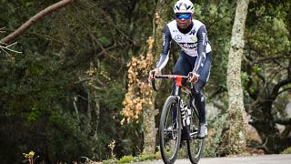 Dlamini becomes first black South African to compete at Tour de France