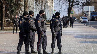 EU reaches deal on Belarus economic sanctions, according to Austria, diplomats