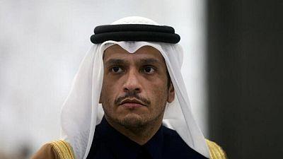 وزير خارجية قطر: لا تقدم ملموسا حتى الآن في محادثات السلام الأفغانية