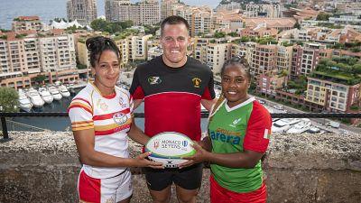 Bonne chance a toutes les equipes africaines en competition au World Rugby Sevens ce week-end !