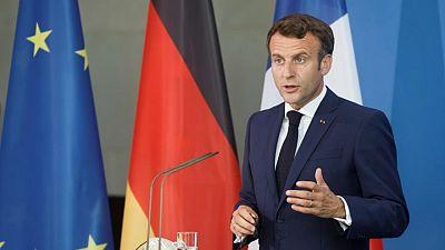 ماكرون: الاستقلال الدفاعي الأوروبي وعضوية حلف الأطلسي متوافقان