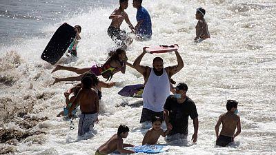 موجة شديدة الحرارة تجتاح جنوب غرب أمريكا لليوم الخامس