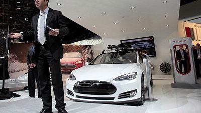 Ex-Tesla president sold stocks worth $247 million since June 10-SEC filing