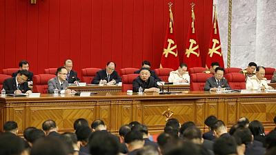 N.Korea's Kim tightens ruling party discipline, appoints new politburo members