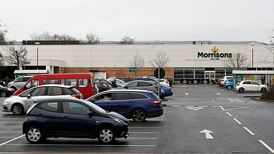 UK Labour wants government to protect Morrisons in potential takeover