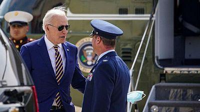 Biden to host Israeli President Rivlin on June 28 -White House