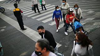 Mexico posts 3,964 new coronavirus cases; 192 more deaths