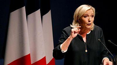 Greens candidate quits Provence run-off, complicating Le Pen bid - media