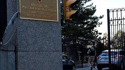 Russian envoy to U.S. returns to Washington with optimistic mindset -RIA