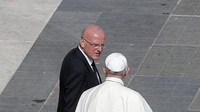 E' stato capo della Gendarmeria vaticana