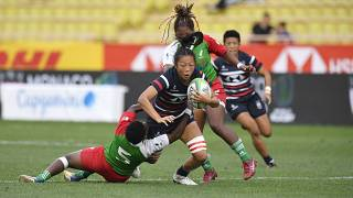 Tokyo 2020 qualification up for grabs on final day of Olympic Repechage tournament
