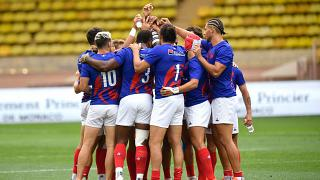 France, Ireland, Russia and Samoa lead the way on day two of Olympic Repechage tournament
