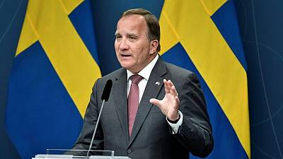 Swedish PM Lofven offers housing compromise to stave off no-confidence vote
