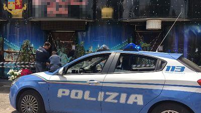 Ieri a Roma, uomo non e' in pericolo di vita