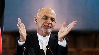 White House says Biden to meet with Afghanistan's Ghani and Abdullah Abdullah