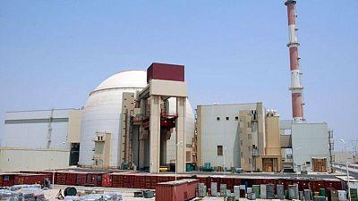 Iran's Bushehr nuclear power plant temporarily shutdown - state TV