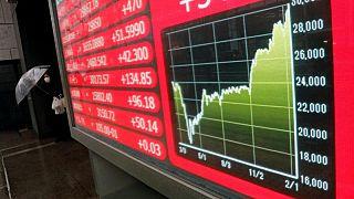 المؤشر نيكي ينخفض 1.21% في بداية التعامل بطوكيو