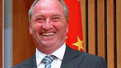Australia deputy leader fined for not wearing mask in breach of COVID-19 rules