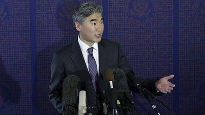 مبعوث واشنطن الجديد لكوريا الشمالية يتطلع لرد من بيونجيانج بشأن الحوار
