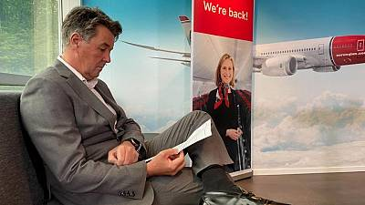 Norwegian Air appoints Karlsen as new CEO with immediate effect