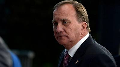Swedish PM on the brink as parliament readies Monday no-confidence vote