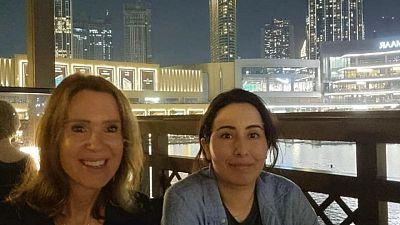 محامون: الشيخة لطيفة ابنة حاكم دبي تتمتع بحرية السفر