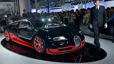 Porsche to decide soon on Bugatti future - CEO