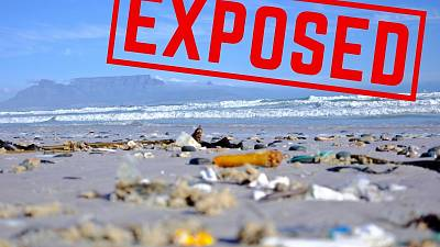 Greenpeace Outraged by News that South Africa Won't Support Global Plastic Ban Treaty