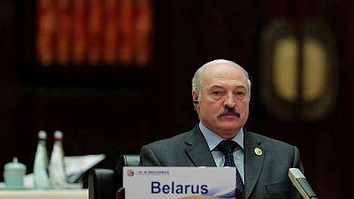 U.S. slaps Belarus-related sanctions on more than a dozen individuals, entities