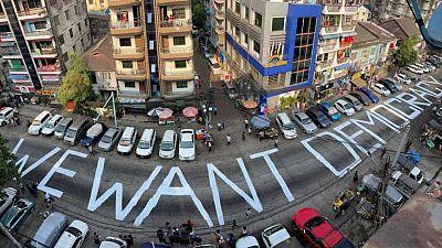 EU slaps sanctions on more Myanmar officials, state companies