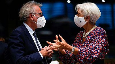 """Las economías de la zona euro y de EEUU están en una """"situación diferente"""", dice Lagarde del BCE"""